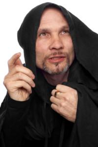 monk or maybe sorcerer