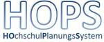 HOPS: Hochschulplanungssystem