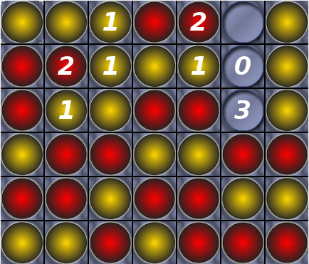 Connect-4 Board